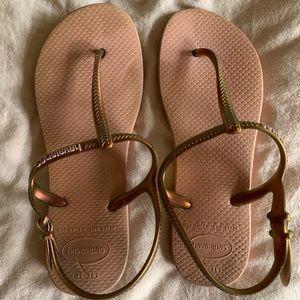 Havaiana Sandals, size 36